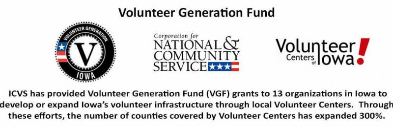 Volunteer Generation Fund
