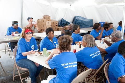 RSVP in Iowa | Iowa Commission on Volunteer Service